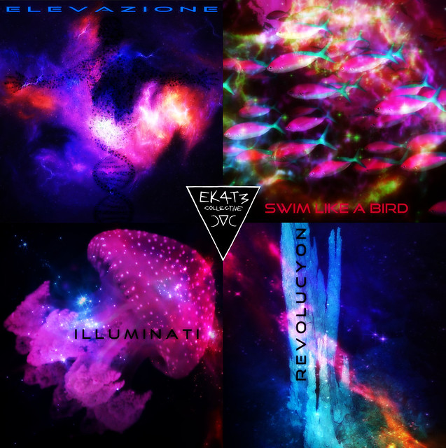[EKT-CD-009] EVOLVA - AuralDreams