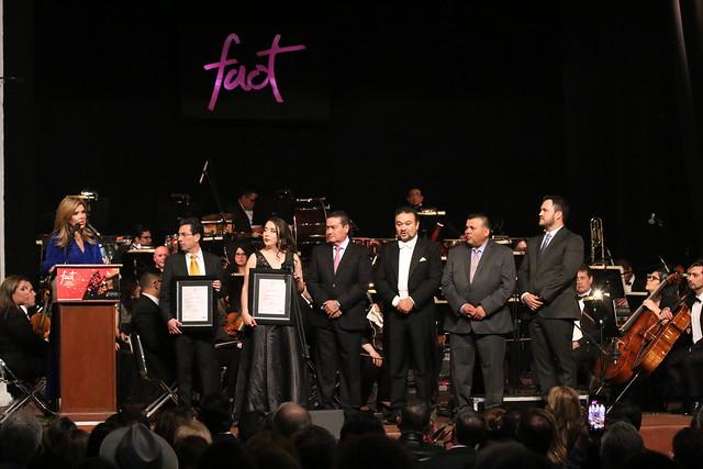 FAOT 2020 Entrega de Medalla Alfonso Ortiz Tirado