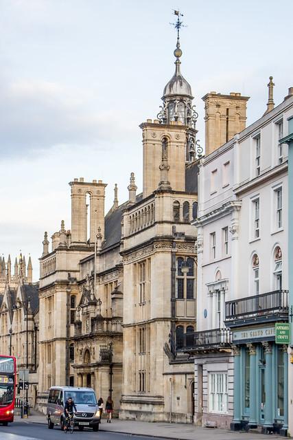 Examination Schools, Oxford, England