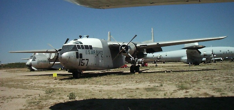 C-119C Flying Boxcar 2