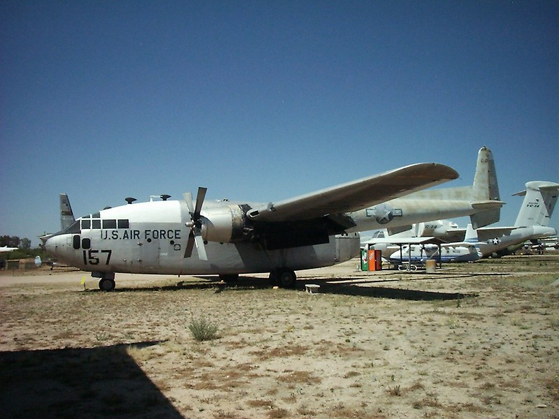 C-119C Flying Boxcar 3