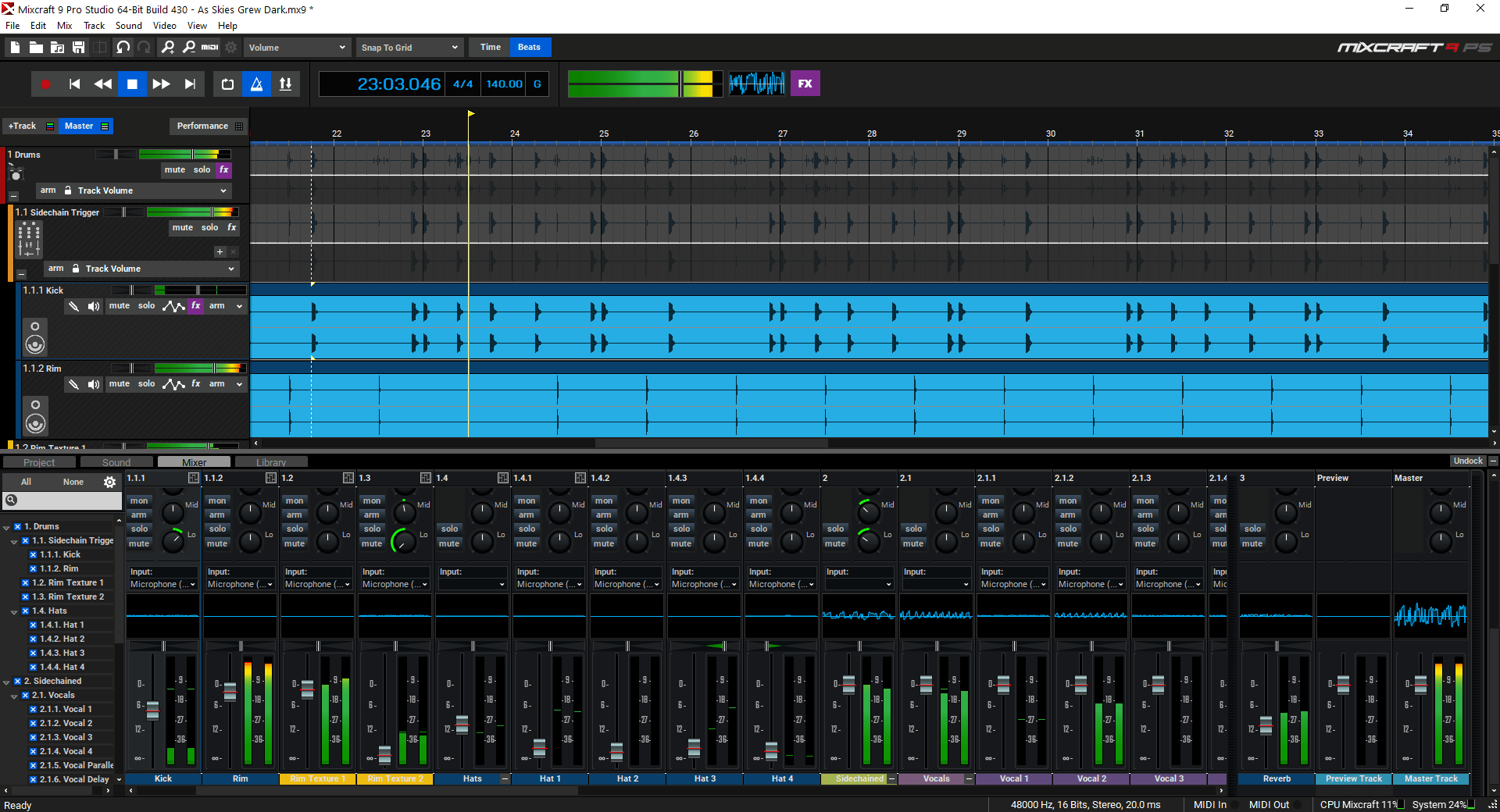 Working with Acoustica Mixcraft 9.0 full license