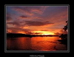 Coucher de soleil sur Gili Gede- Sud-Ouest de Lombok- Indonésie- Indonesia