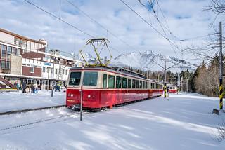 Winter duty in the High Tatras
