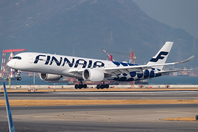 FINNAIR A350-941 OH-LWL