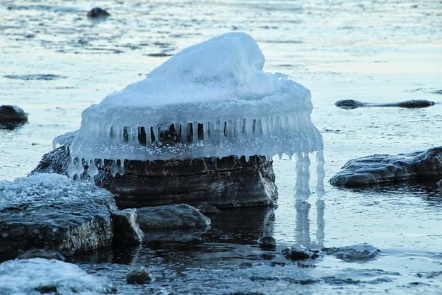 Jäämüts / Ice cap
