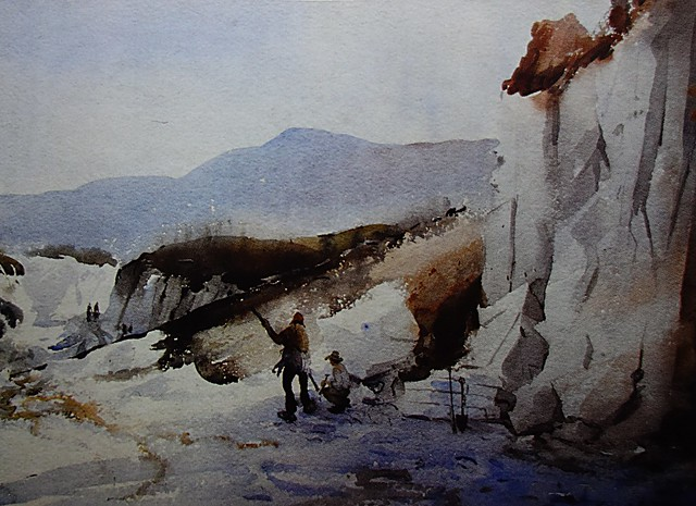 Arequipa-Perú, 2020. Canteras de sillar