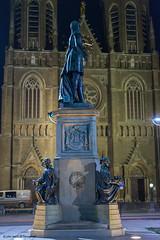 Statue King Willem II