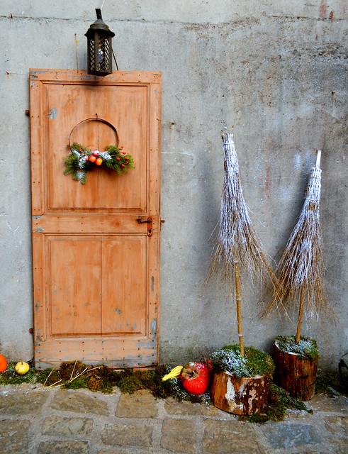 Decorative Door [Poffabro - 6 January 2020]