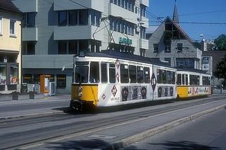 SSB GT4 425 + 451  Zuffenhausen  24.05.99*