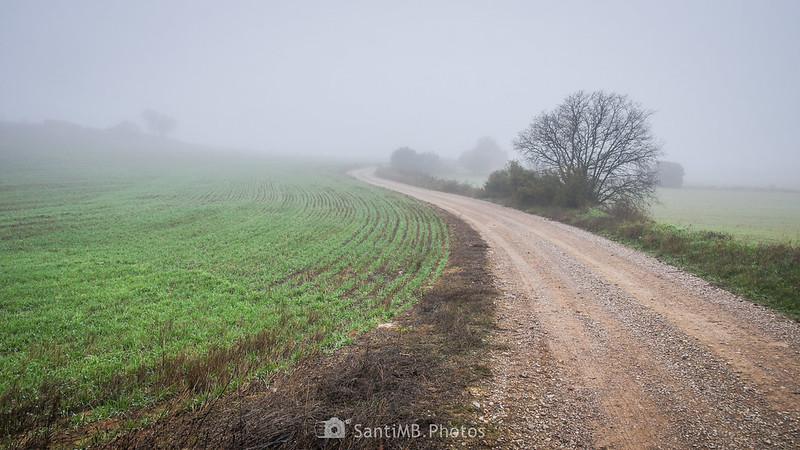 Camino de Guimerà a Verdú