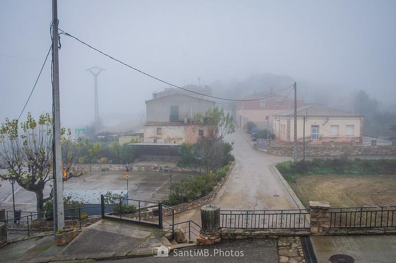 Casas nuevas de Mas de Bondia