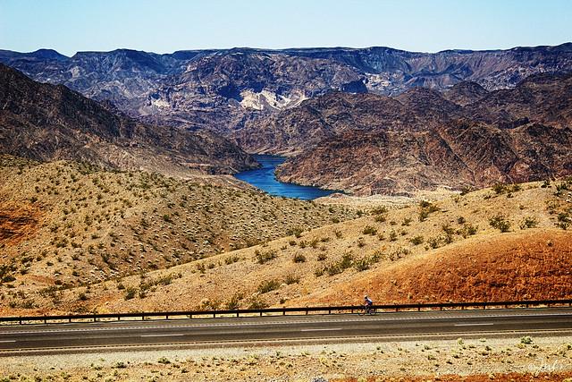 The Black Mountain Canyon