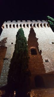 Castillo de Alarcón Noche
