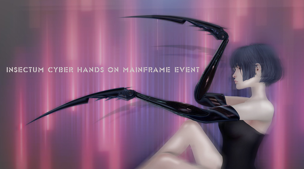 INSECTUM CYBER HANDS