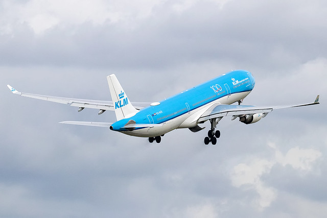 PH-AKB KLM Royal Dutch Airlines A330-300 Amsterdam Schiphol