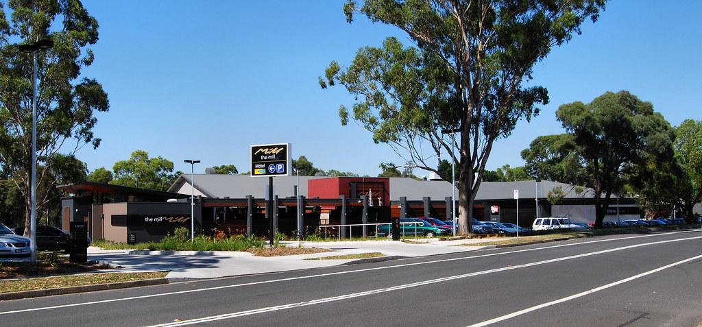 The Mill Hotel, Milperra, Sydney, NSW.