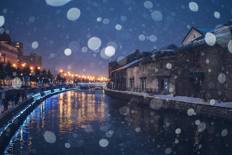小樽運河|Otaru canal