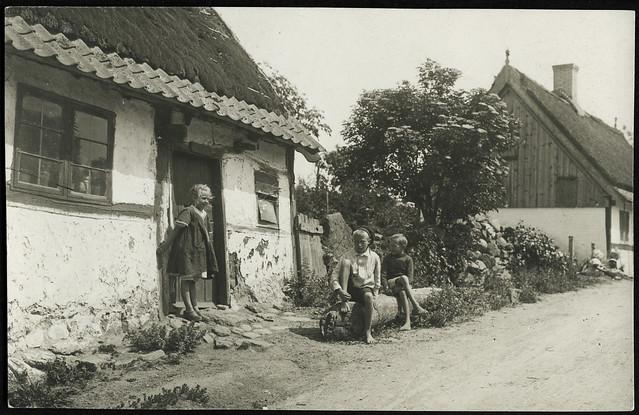 ArchivV24 Kinder auf dem Land, 1920er