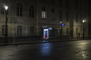 Paris, octobre 2019.