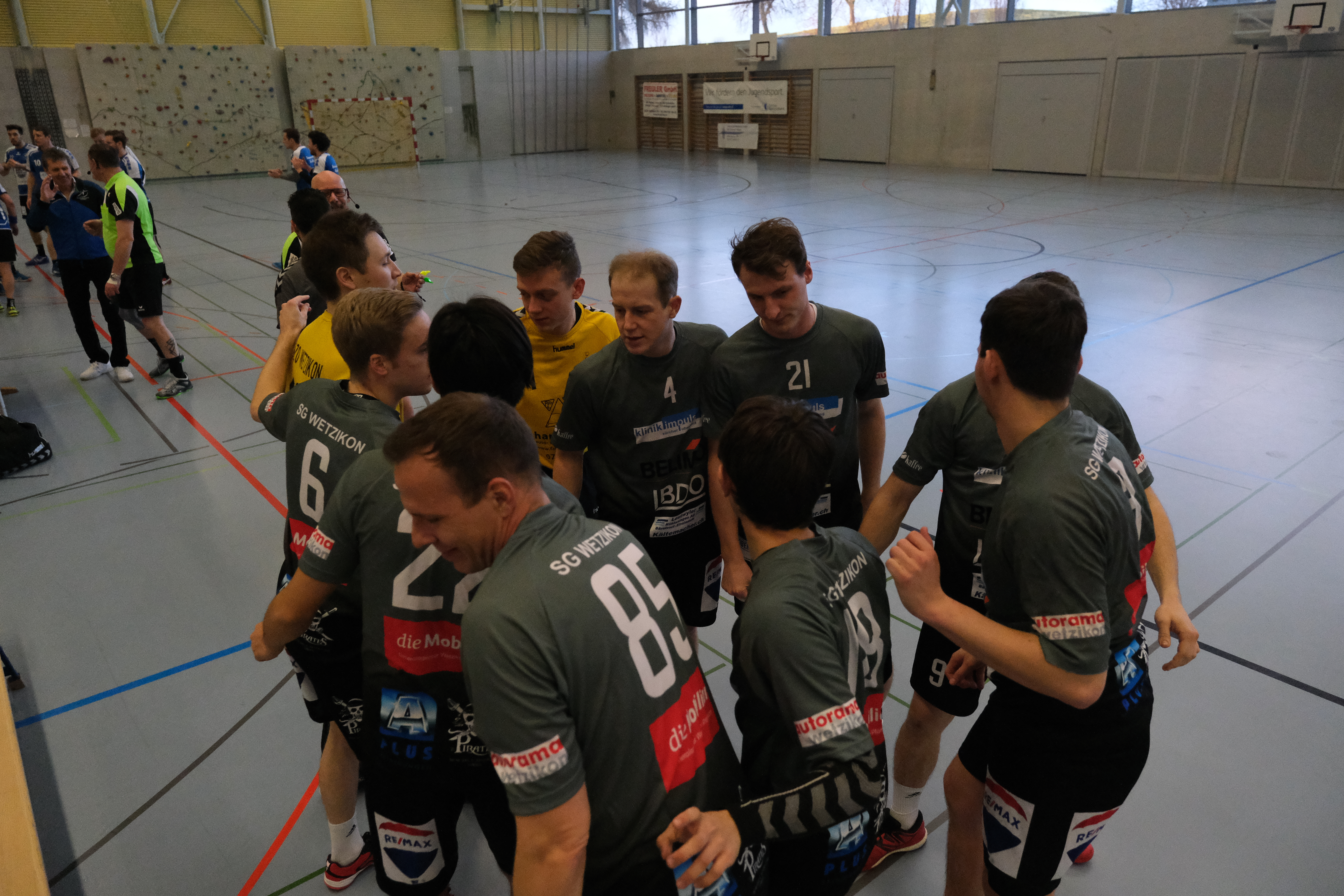 2. Liga (SG Wetzikon) - Schwamendingen Handball