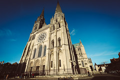 Cathédrale de Chartres - France