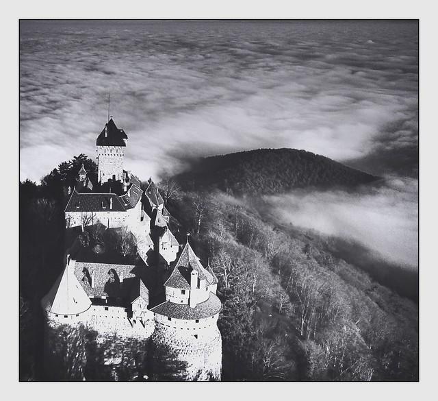 ☁️ Le Château sur les nuages ☁️