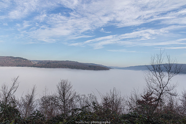 Misty Neckar Valley - January 2019 I