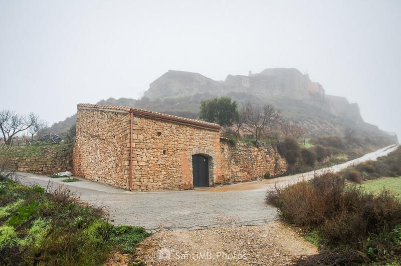Camino de ronda de Mas de Bondia
