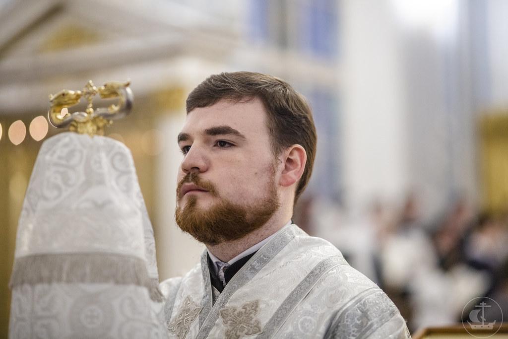 18-19 января 2020, Крещение Господне / 18-19 January 2020 Baptism of the Lord