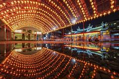 Thian Hock Keng Temple Lanterns