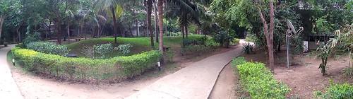 Pondichery resort!
