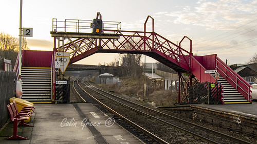 Station Bridge at Ravensthorpe