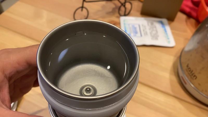 想喝香醇手沖咖啡不求人!【HOFFE ONE手感咖啡機】簡易免插電/PTT推薦懶人咖啡機/超親民價格 @秤瓶樂遊遊
