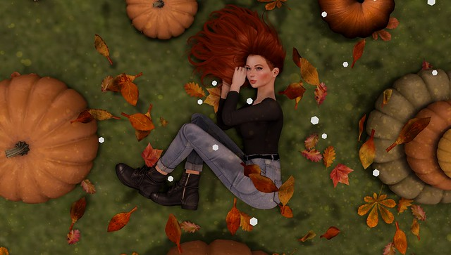 And I, Saff, The Pumpkin Queen