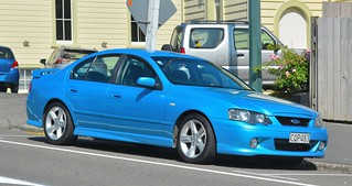 2005 Ford Falcon Ba XR6T Fa | by GPS 56