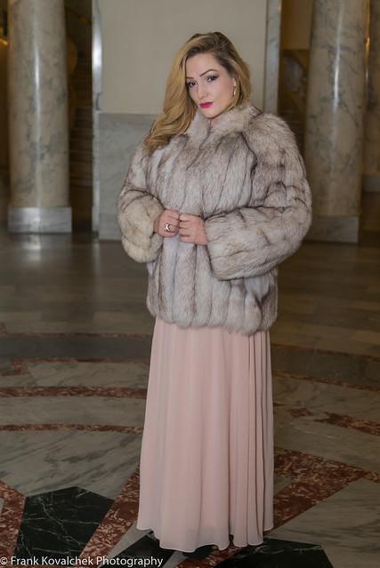 Pretty in fur