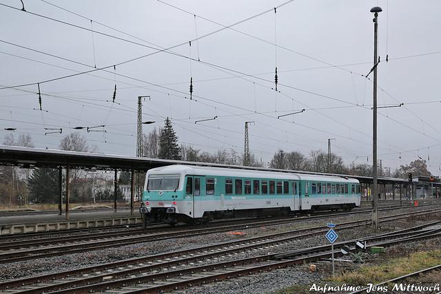 628 673 Westfrankenbahn