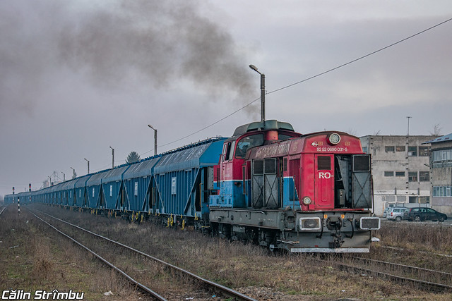 DF 031 with a GFR Freight train