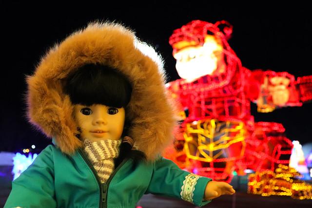 Hello Panda Lantern Festival