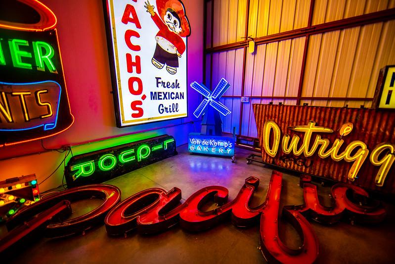 Valley Relics Museum, Van Nuys, CA