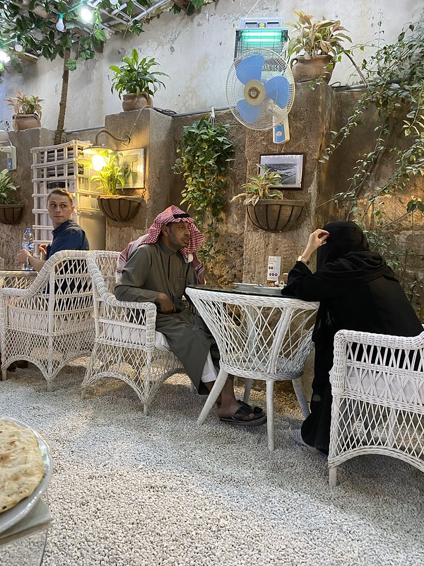 Arabian Tea House -ravintola