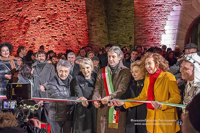 Opening international exhibition: Fellini 100, Genio Immortale©immaginEmozioni Photography All rights reserved