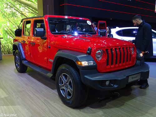 2020 Jeep Wrangler Unlimited JL Photo