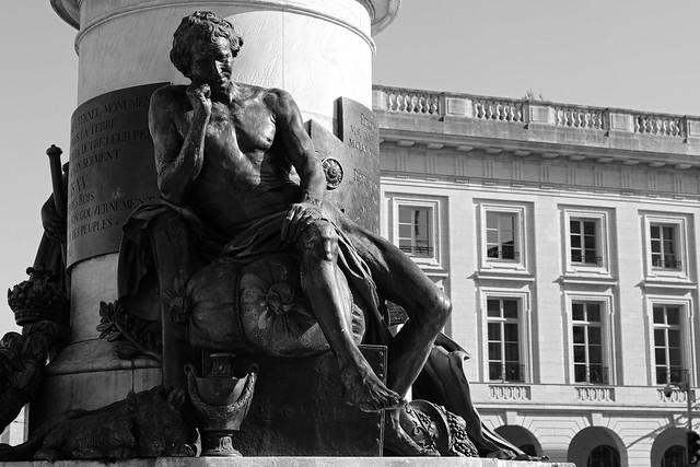 Monument Louis XV