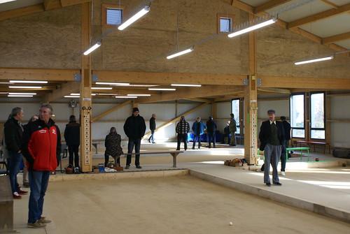 18/01/2020 - Plougasnou : Concours de boules plombées en doublette formée