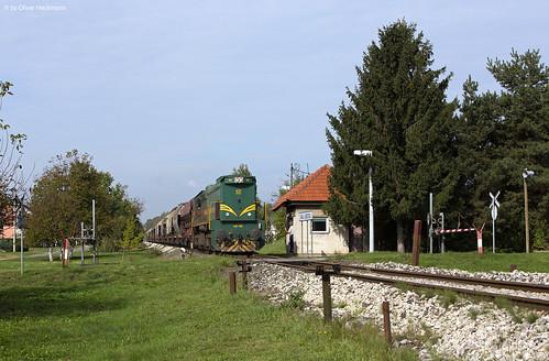 sz slovenske železnice gm emd g26 6641 664109 getreidezug graintrain središče mala subotica kotoriba