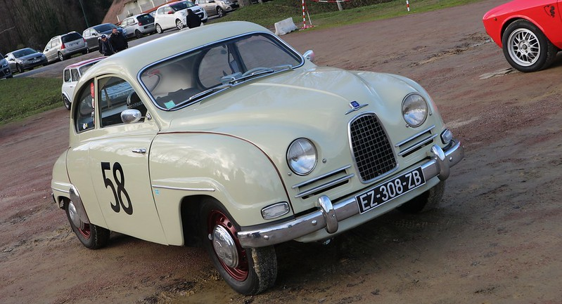 SAAB ( Svenska Aeroplan Aktiebelaget ) 93 typ B 1958 49408934903_6b36d2b72a_c