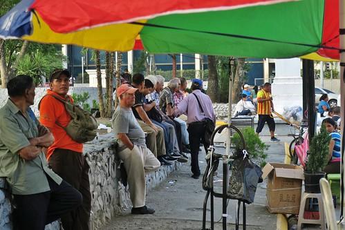 parquecentral plaza sanpedrosula honduras cortésdepartment departamentodecortés cortés street streetphotography