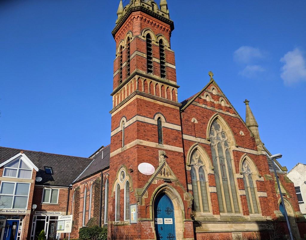 Ashton Methodist Church